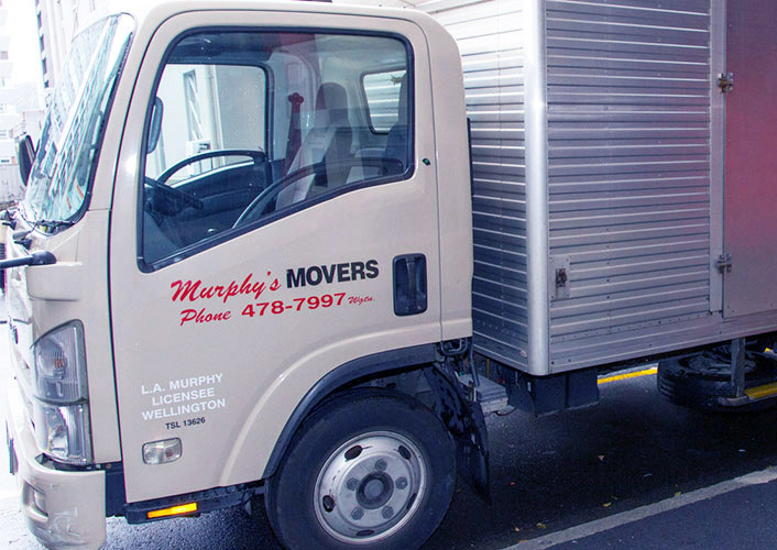 Specialist Business Movers - office relocations, office removals, business relocations, Wellington